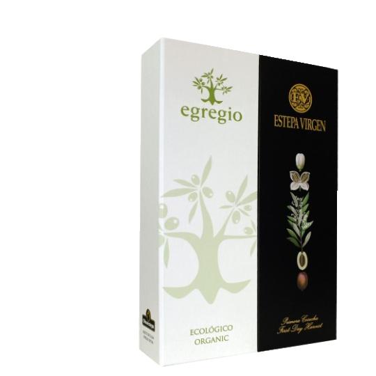 Dúo Gourmet Estepa Virgen & Egregio