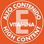 Alto contenido en Vitamina E