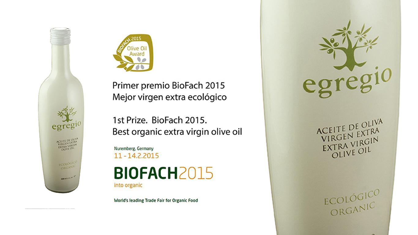 corner egregio biofach2015
