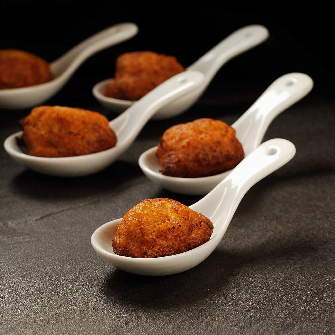 Buñuelos de batata