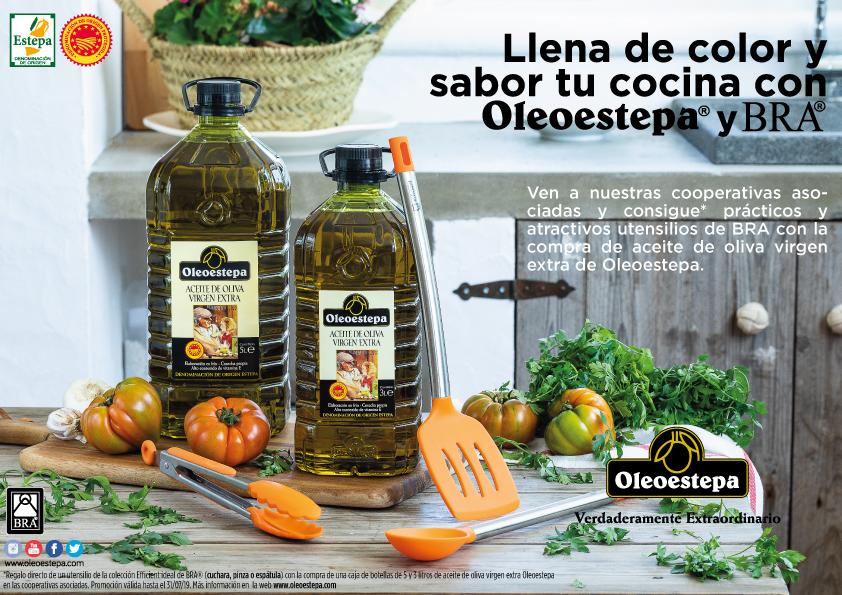 5689d7a6ee1 Aceite de Oliva Virgen Extra Oleoestepa Soc. Cooperativa Andaluza