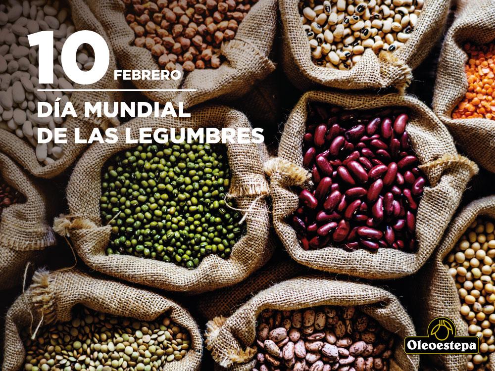 10 de febrero, un día perfecto para hablar de legumbres