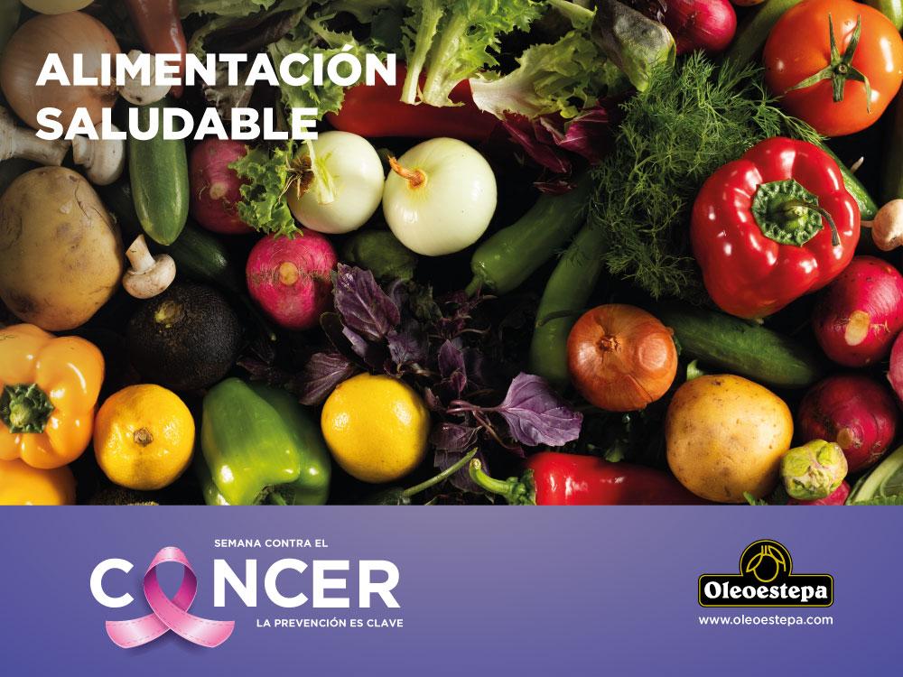 Contra el cáncer la prevención es clave, ¿por qué es importante una alimentación sana?