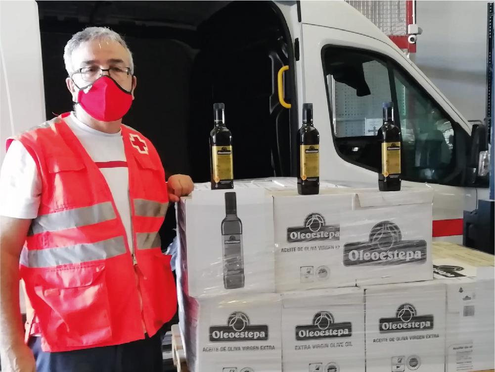 Oleoestepa repite colaboración en la campaña Desayunos y Meriendas Con Corazón