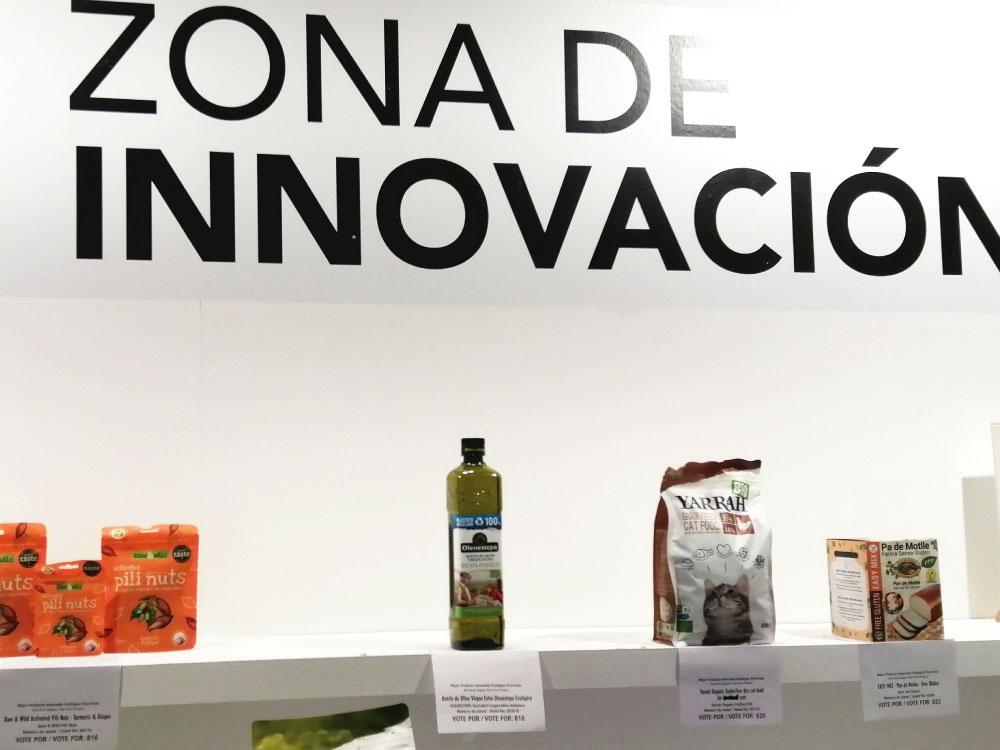 Oleoestepa presenta en la feria Organic Food Iberia el primer aceite de oliva virgen extra ecológico en botella de plástico 100% reciclado